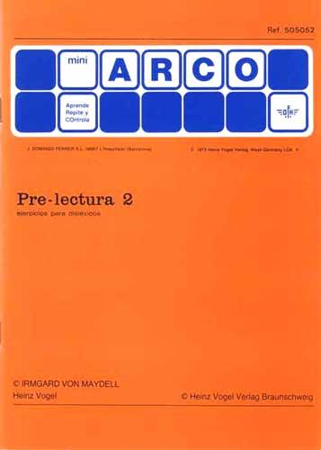 MiniARCO Pre-lectura 2