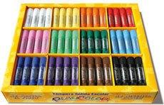 Témpera sólida Packs colores surtidos
