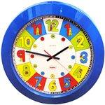 Reloj gigante escolar 60 cm detalle 1