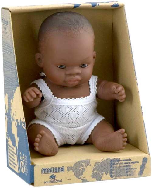 Muñecos africanos 21 cm detalle 4