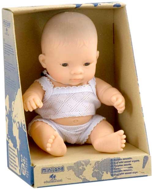 Muñecos asiáticos detalle 4