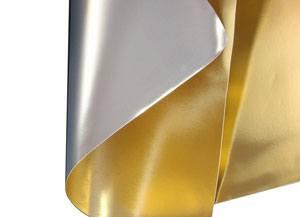 Cartulina metalizada doble cara