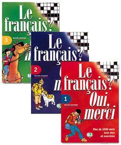 Le français? Oui merci