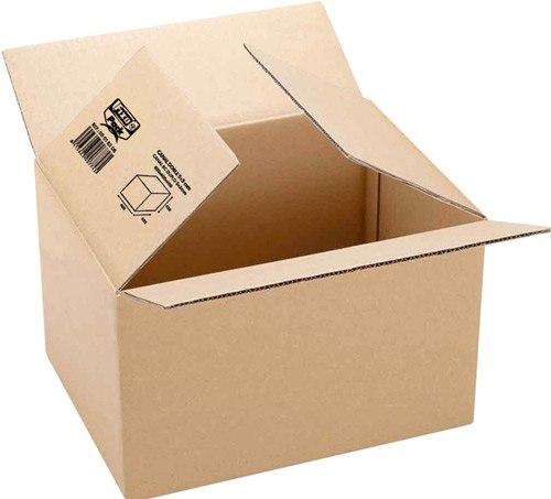 Cajas cartón sencillas 10 ud