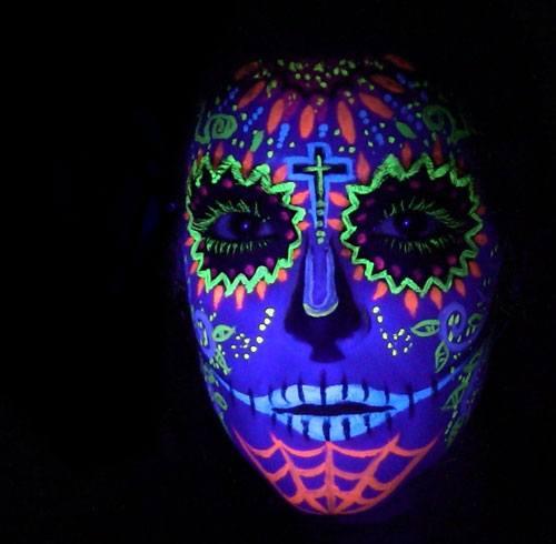 Maquillaje ultravioleta 10 ml detalle 2