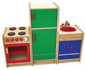 Mobiliario cocina juguete