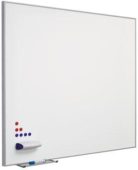 Pizarra blanca lacada marco MINI