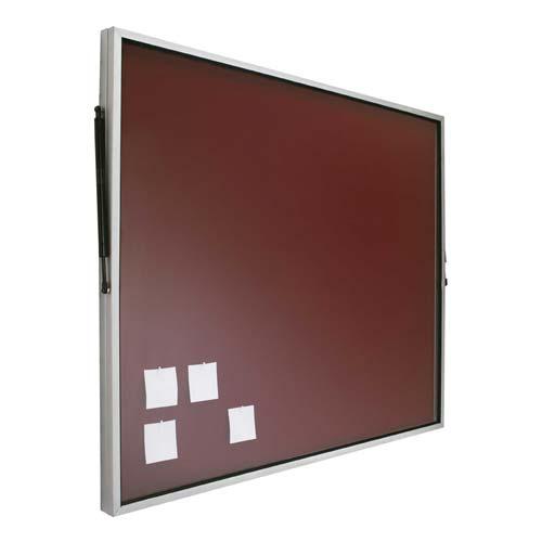 Mini Vitrinas con puertas telescópicas, fondo tapizado detalle 4
