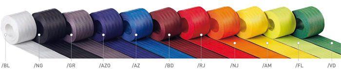Postes separadores AX (rojo, negro o plata) detalle 1