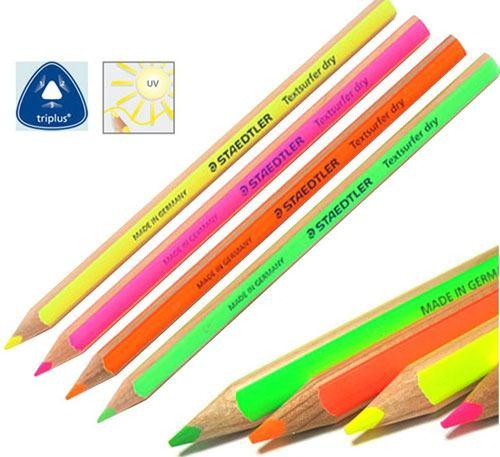 Lápices Fluorescentes Staedtler