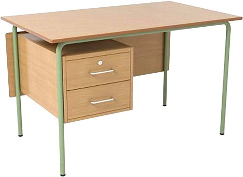Mesa de profesor 120 x 70 cm detalle 4