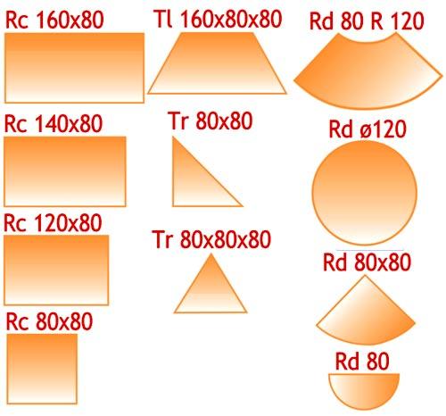 Mini mesas modulares para formar conjuntos a medida detalle 7