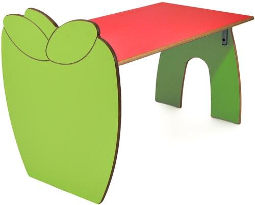 Mesa Manzana rectangular