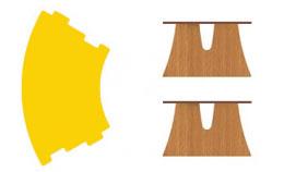 Mesa Arbolito curva puzzle 2