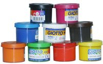 Témpera Giotto 40 ml