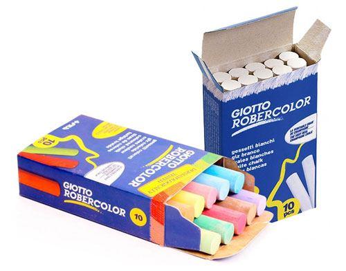 Tizas Robercolor