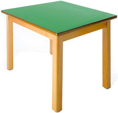 Mesa cuadrada Lux