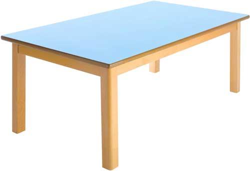 Mesa rectangular Lux