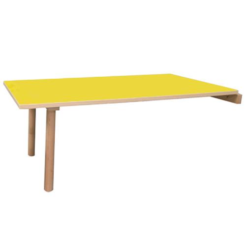 Mesa abatible Lux 1 cara detalle 2