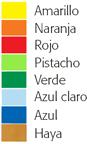 Colores puerta