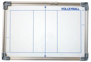 Pizarra técnica voleibol