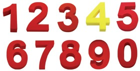 Minitapices números