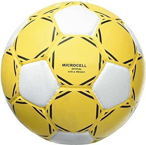 Balón balonmano microcelular