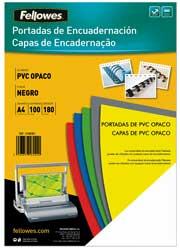 Portadas PVC opacas color