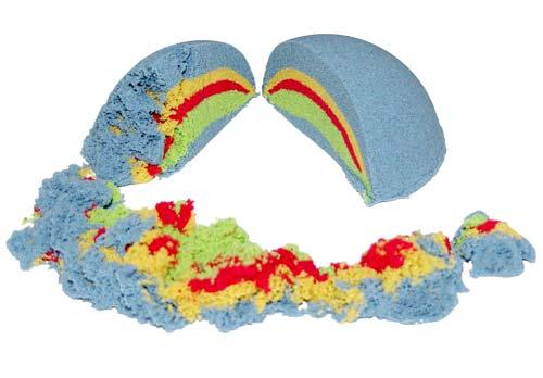 Bote de arena magnética modelar 5 kg detalle 1