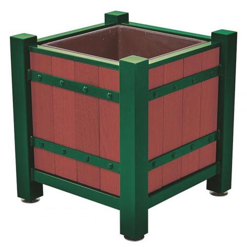 Jardinera Ardit madera y acero