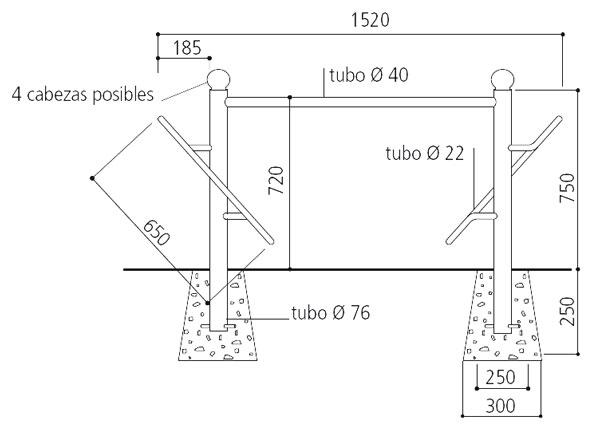 Ver características técnicas Caracteristicas