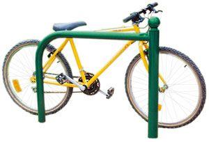 Barandilla Baran para bicicletas o motos