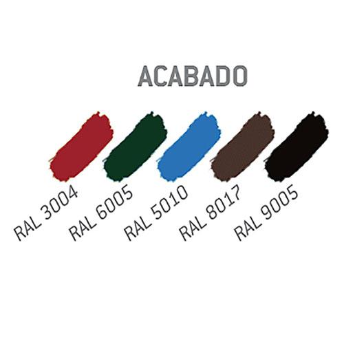 Vitrina Adrada color