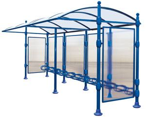 Refugio aluminio serie FID