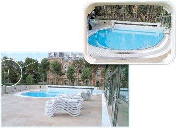 Espejos para piscinas