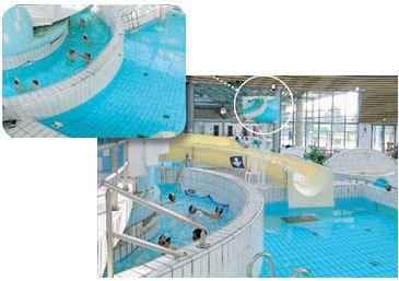Espejos para piscinas detalle 1