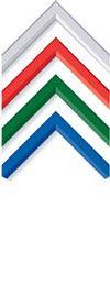 Vitrinas anuncios económicas ALDO con puerta batiente fondo chapa detalle 1