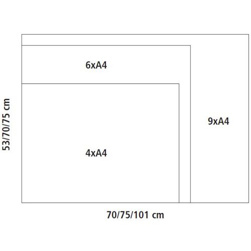 Vitrinas Exterior / Interior Tapizadas Abatibles ROCA detalle 1