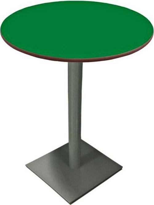 Mesa de reunión alta