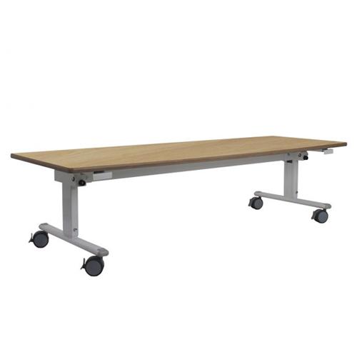 Mesa abatible lateral regulable 60 cm detalle 1
