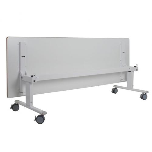 Mesa abatible lateral regulable 60 cm detalle 2