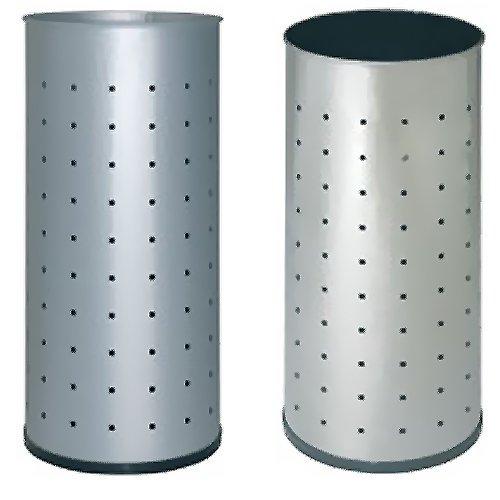 Paragüero metal o acero inox. perforado