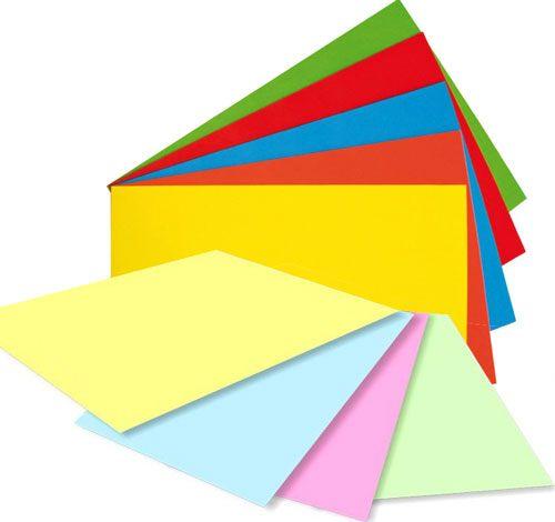 Cartulinas 65x50 cm colores surtidos 25 ud
