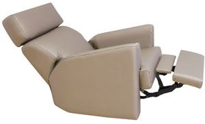 Sillón relax glove reclinable motorizado