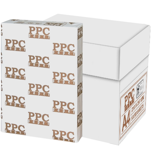 Papel PPC A4 70 gr paquete 500 hojas
