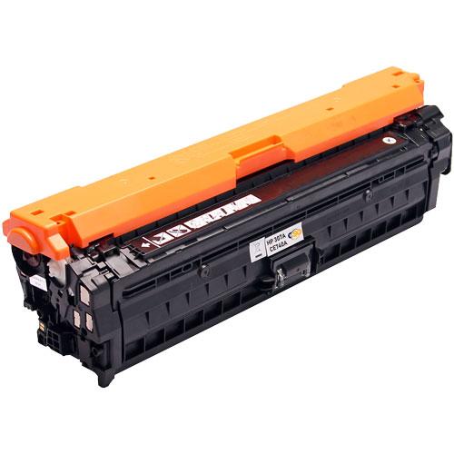 Tóner HP 307A Negro + Colores detalle 1