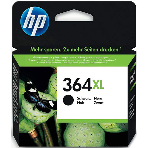 Cartuchos HP Inkjet 364XL