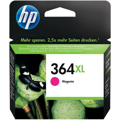 Cartuchos HP Inkjet 364XL detalle 1