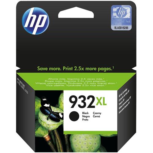 Cartuchos HP Inkjet 932XL Negro + 933XL Colores