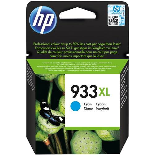 Cartuchos HP Inkjet 932XL Negro + 933XL Colores detalle 1